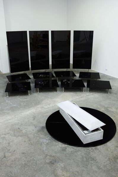 Banks Violette, 'Untitled (Black Performance Space)', 2006