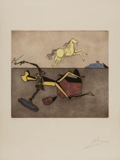 Salvador Dalí, 'Aspiration (M & L 947d; Field 80-1H)', 1981