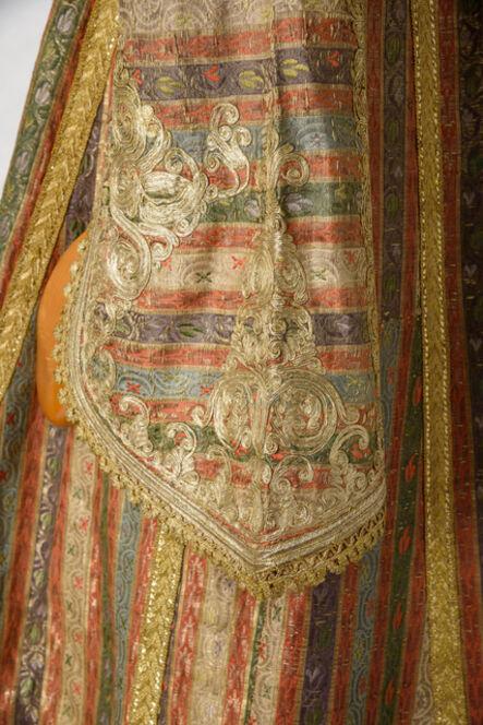 Unknown Designer, 'Anderi, coat dress, Ioannina, detail.', 19th century