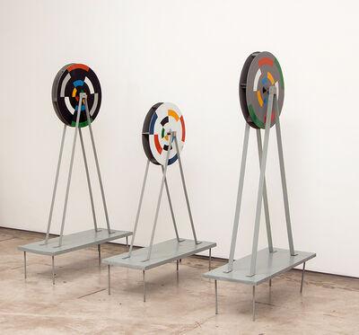 Sérvulo Esmeraldo, 'Untitled - Projeto Fonte Roda d´água', 1996