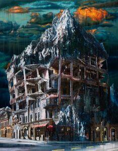 Jacob Brostrup, 'Rebuild Mountain', 2020