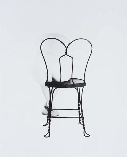 Erwin Blumenfeld, 'Coca Cola Chair, New York', 1944