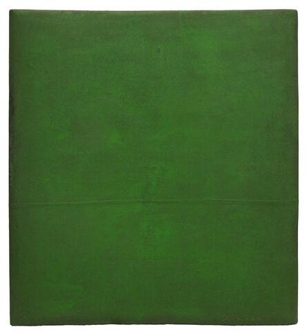 Su Xiaobai, 'Square – Green', 2012