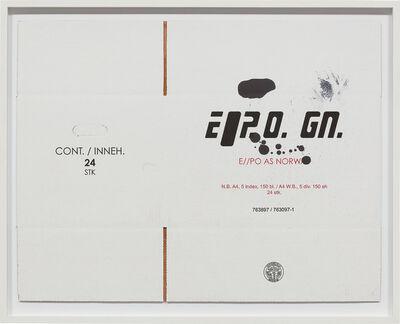 Matias Faldbakken, 'Flat Box 7', 2011