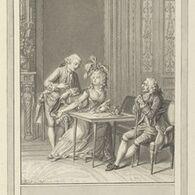 Antoine Borel, 'Le mari confident', 1790