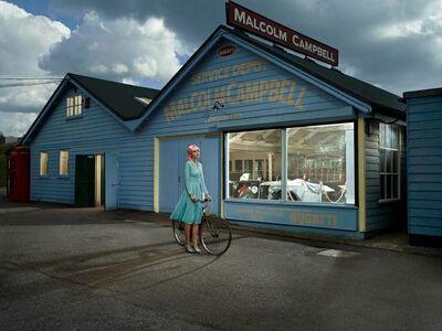 Julia Fullerton-Batten, 'The Lonely Road', 2013