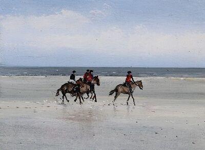 Garry Pereira, 'Horse Study II', 2020