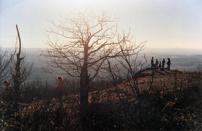 Justine Kurland, 'Meeting on the Hill', 2000