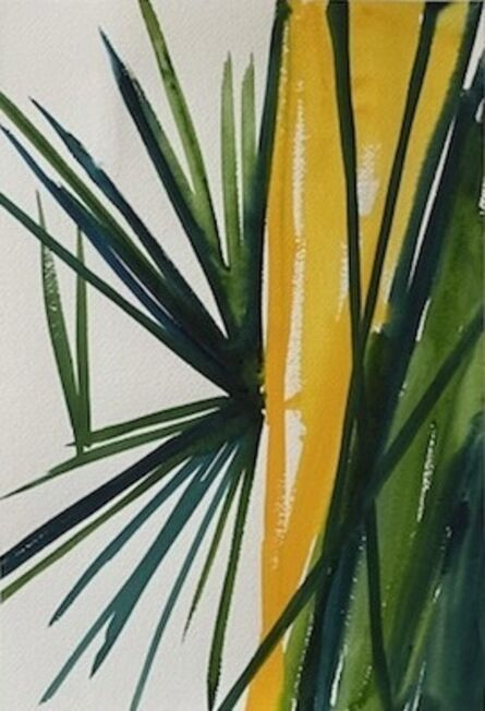 Anne Patterson, 'Palms in Light (A Line Into the Future 3)', 2016
