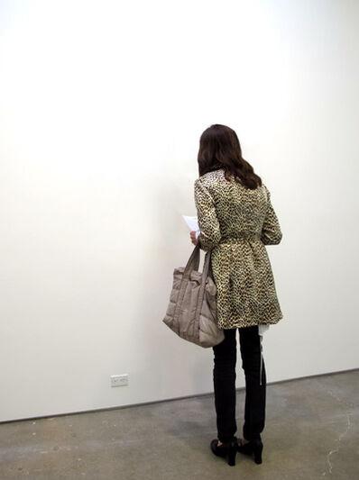 Mungo Thomson, 'People (IMG_6858)', 2012