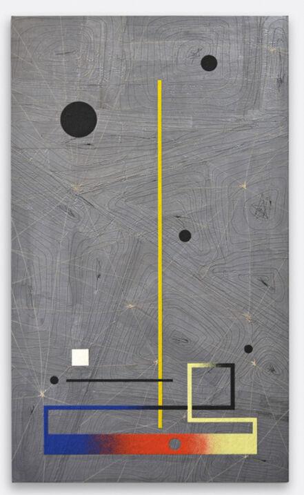 Leonardo Ulian, 'Matrix board series 11 - Four transitions', 2017