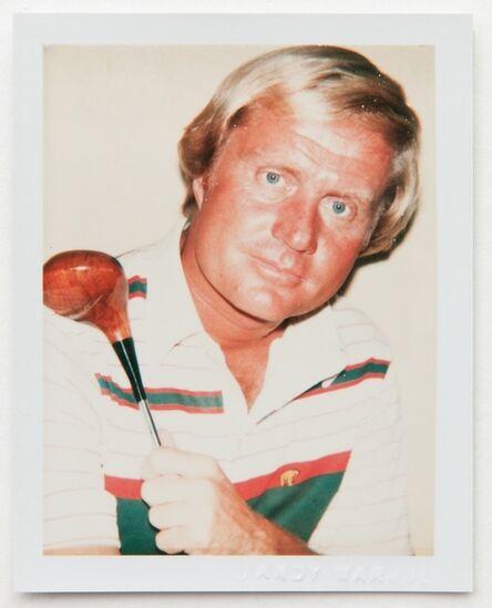 Andy Warhol, 'Andy Warhol, Polaroid Photograph of Jack Nicklaus, 1977', 1977
