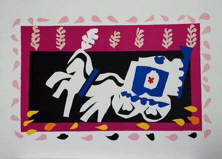 Henri Matisse, 'L'Enterrement de Pierrot (Pierrot's Funeral)', 2007