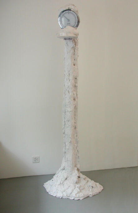 Christoph Rütimann, '2 Kilogramm 765 Gramm in Gips', 2005