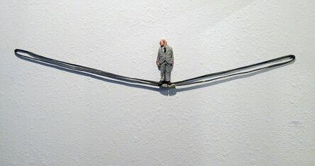 Isaac Cordal, 'Sleepwalker', 2013