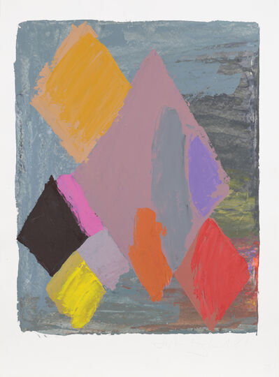 John Hoyland, 'Untitled', 1981