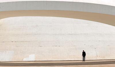 Vincent Fournier, 'The National Museum, Brasília, 2012', 2012