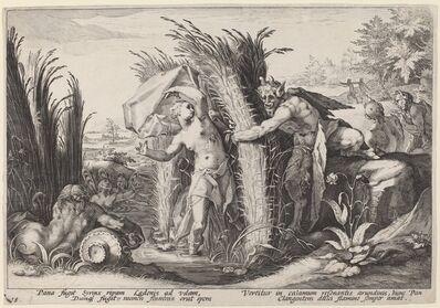 Workshop of Hendrik Goltzius, 'Ovid's Metamorphoses', ca. 1600