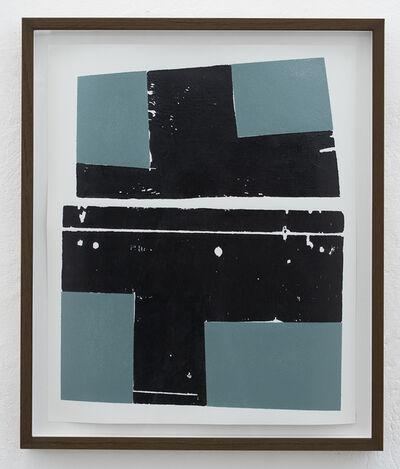 Rodrigo Sassi, 'Untitled - Woodcut 2', 2016
