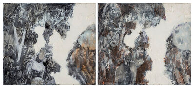 Jessica Webster, 'Untitled: Elizabeth (I & II) - diptych', 2017