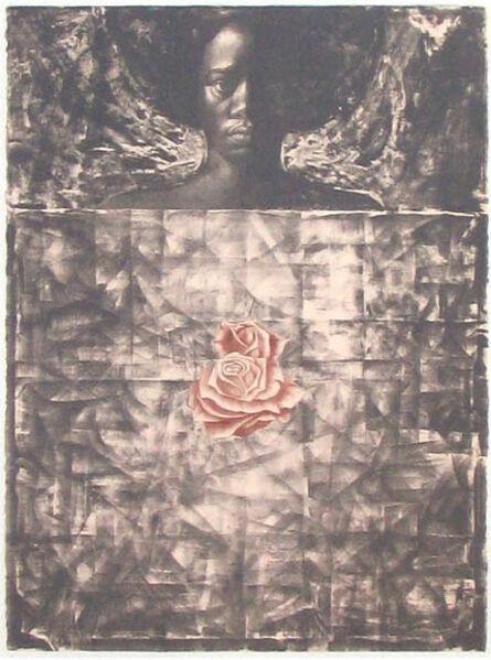 Charles White, 'Love Letter I', 1971