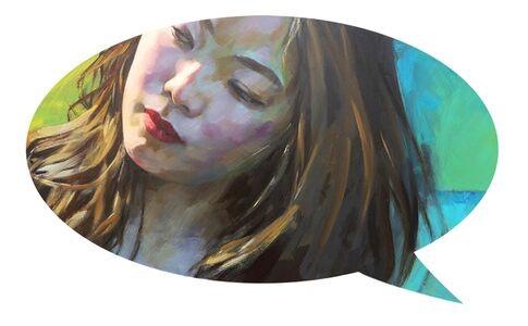 Xenia Hausner, 'Moonglow', 2018