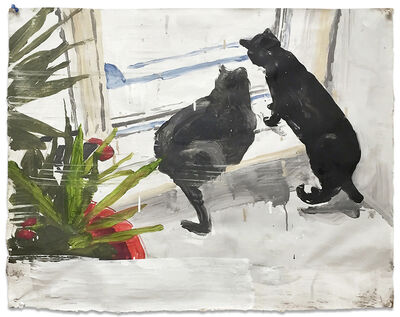 Richard Storms, 'Condo Cats', 2015