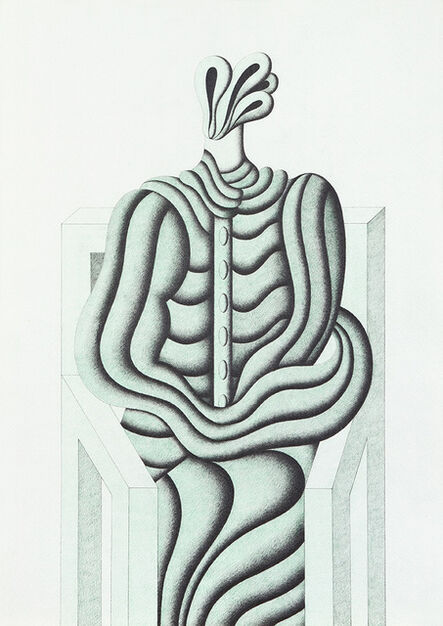 Roberto Aizenberg, 'Character', 1978