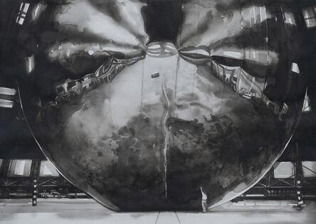 Radenko Milak, 'Echo, Nasa secret program', 2021