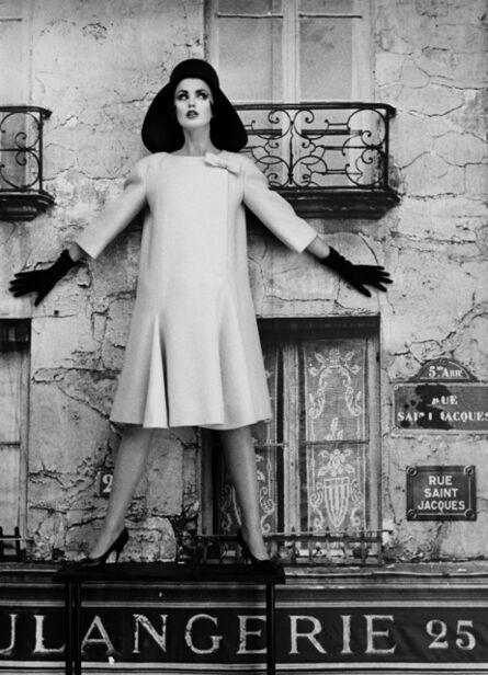William Klein, 'Dorothy + Boulangerie, Paris (Vogue)', 1960