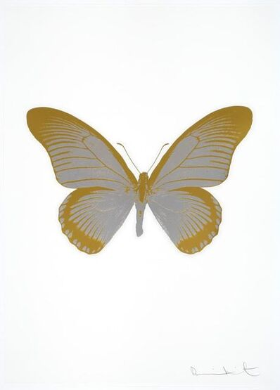 Damien Hirst, 'The Souls IV - Silver Gloss/Oriental Gold', 2010
