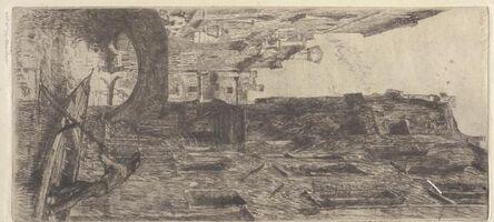 Otto Henry Bacher, 'Ponte Del Pistor', 1880
