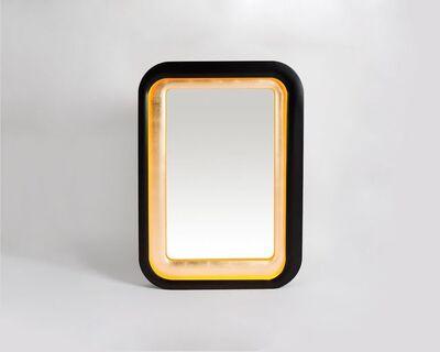 "Jean-Louis Deniot, '""Tyché"" mirror', 2014"