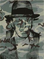 Andy Warhol, 'Joseph Beuys in Memoriam (from the portfolio For Joseph Beuys)', 1986