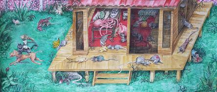 Mónica Heller, 'La rebelión de las ratas', 2019