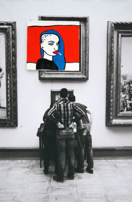 Sergei Sapozhnikov, 'Untitled', 2016