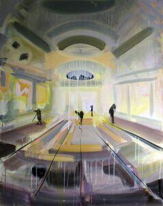 Susie Hamilton, 'Yellow Mall', 2014