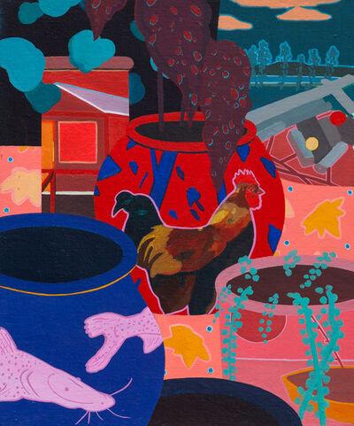 Pastel, 'Ibicuy', 2021