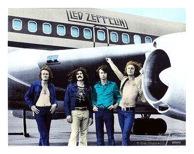 Bob Gruen, 'Led Zeppelin, NYC, 1973', 2014