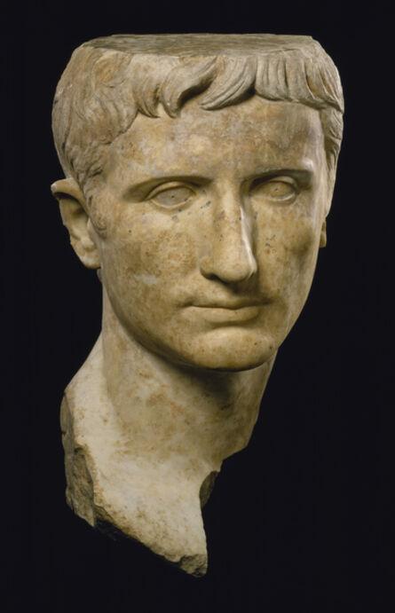 'Portrait of Emperor Augustus', 27 B.C.-A.D. 14