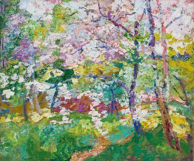 Victor L. Charreton, 'Matinée de printemps'