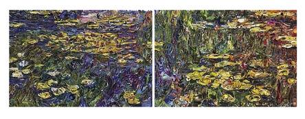 Vik Muniz, 'Nympheas, after Claude Monet (Pictures of Magazines (2))', 2013