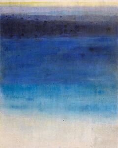 Charlotte Bernstrom, 'Nourish Her Blue ', 2017