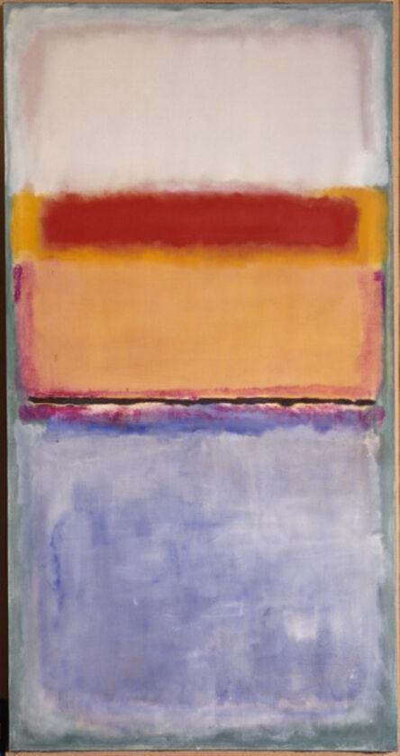 Mark Rothko, '#10', 1952