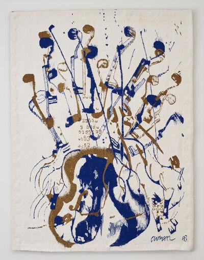 Arman, 'Trio a cordes I ', 1987