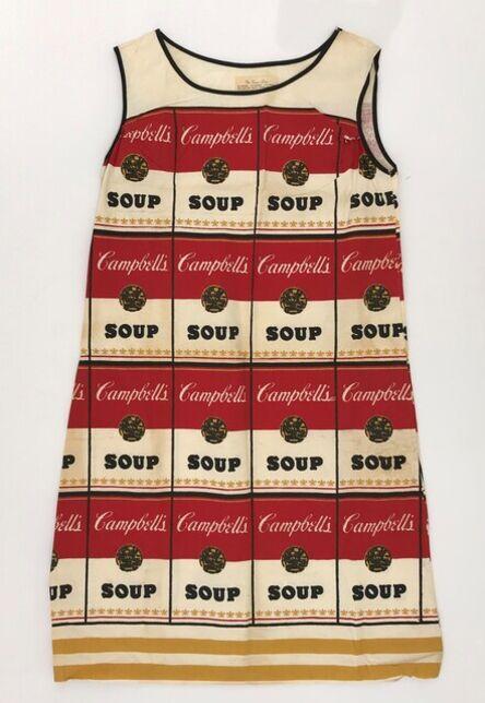 Andy Warhol, 'The Souper dress', ca. 1960'