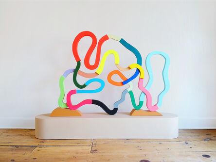 CHIAOZZA, 'Meander Sculpture #2', 2020