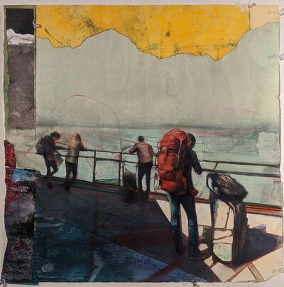 Isaac Payne, 'Untitled (backpack)', 2020