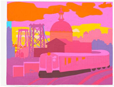 Daniel Heidkamp, 'Z Train', 2020