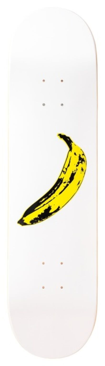Andy Warhol, 'Banana Skate Deck', 2019